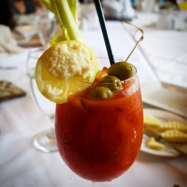Bareli's – Secaucus NJ - Bloody Mary with extra horseradish