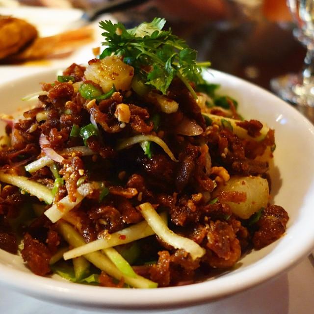 Wondee Siam II - Hell's kitchen - Midtown - NYC  - Yum Ped Yang