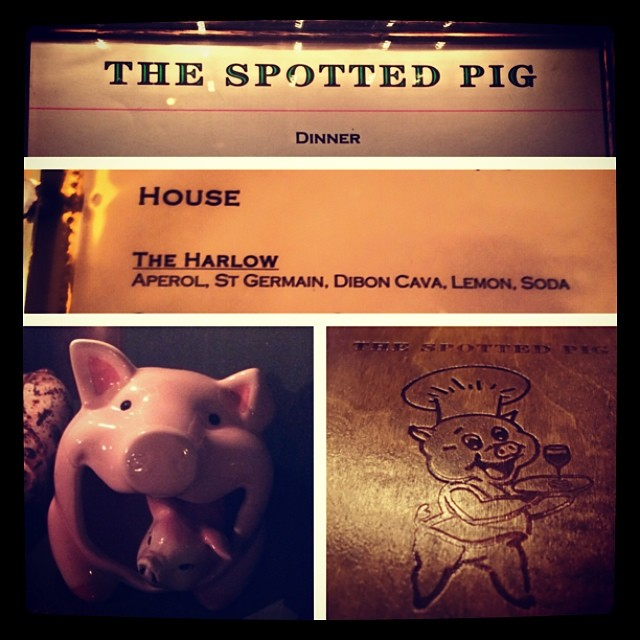 The Spotted Pig – The Harlow