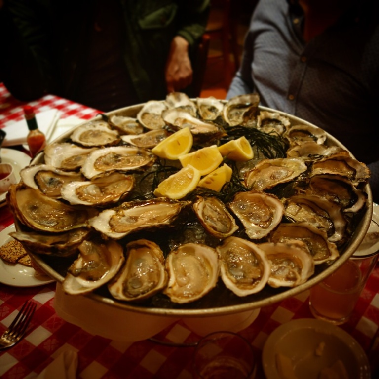 Grand Central Oyster Bar & Restaurant - oysters!
