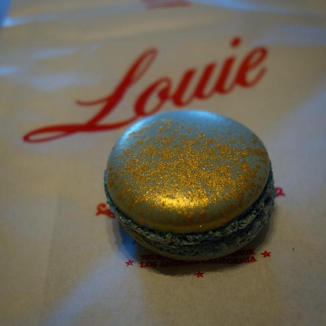 DTLA – Bottega Louie – Earl Grey Macaron