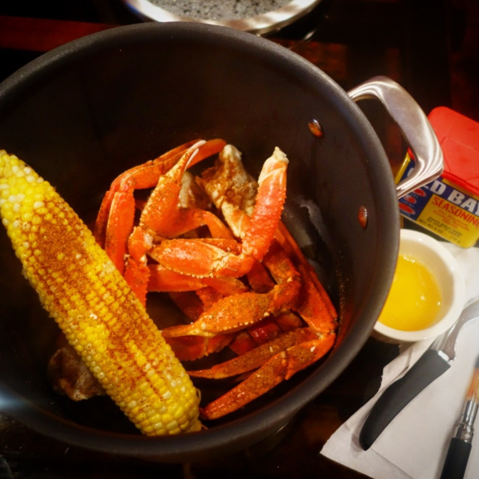 Snow Crab Spicy Boil - Joe's Crab Shack recipe Recreated at home