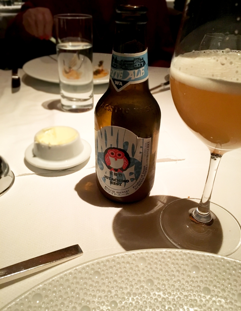 Le Bernardin - Hitachino Nest White Ale – Luis's Beer