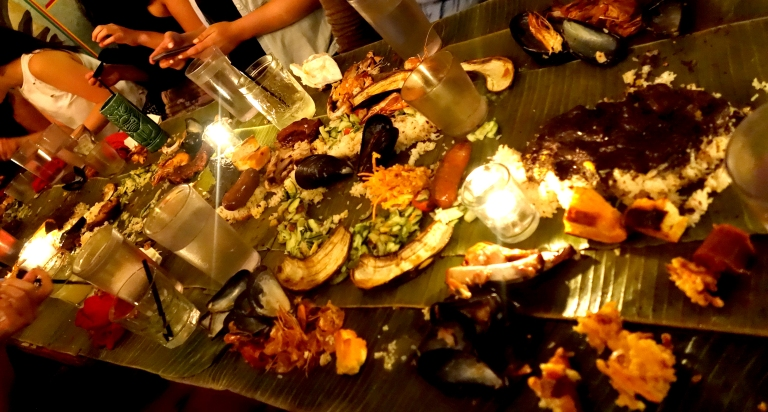 Jeepney - mid feast
