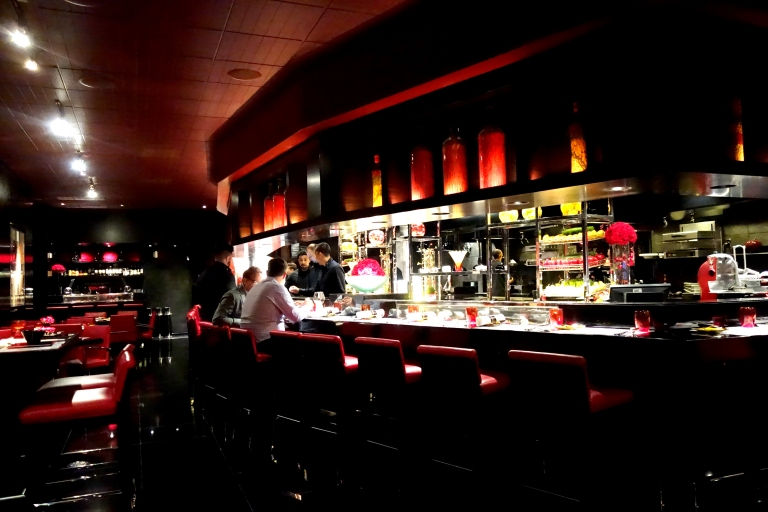L'Atelier – by Joël Robuchon, Las Vegas – We shut the place down.